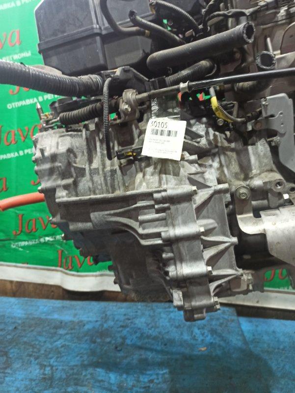 Акпп Honda Insight ZE2 LDA 2009 (б/у) ПРОБЕГ-45000КМ. 2WD. SBLA