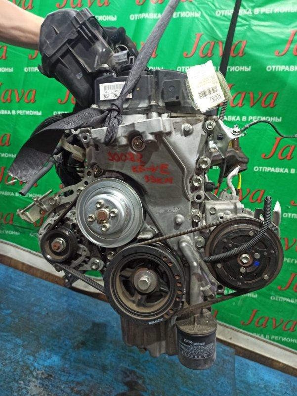 Двигатель Daihatsu Move LA150S KF-VE 2015 (б/у) ПРОБЕГ-33000КМ. 2WD. КОСА+КОМП. ПОД А/Т. СТАРТЕР В КОМПЛЕКТЕ.