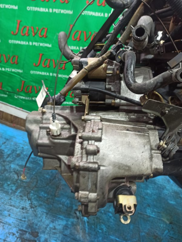 Мкпп Toyota Duet M100A EJ-VE 2004 (б/у) ПРОБЕГ-50000КМ. 2WD.