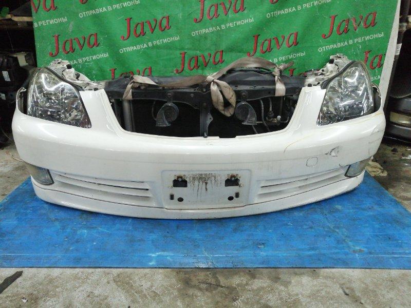 Ноускат Toyota Crown GRS180 4GR-FSE 2004 передний (б/у) КСЕНОН. ТУМАНКИ. ГУБА. ATHLETE