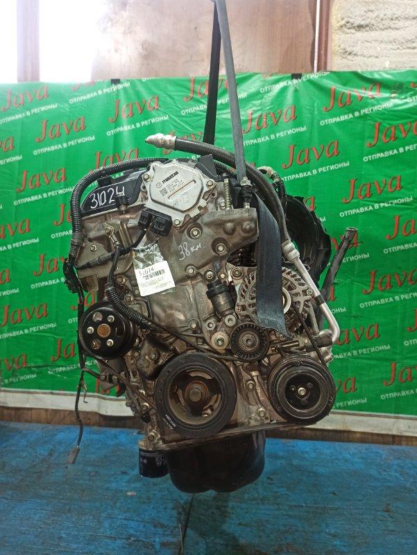 Двигатель Mazda Axela BLFFP PE-VPS 2012 (б/у) ПРОБЕГ-38000КМ. 2WD. КОСА+КОМП. ПОД А/Т. СТАРТЕР В КОМПЛЕКТЕ. ДЕФЕКТ ВПУСКНОГО КОЛЛЕКТОРА.