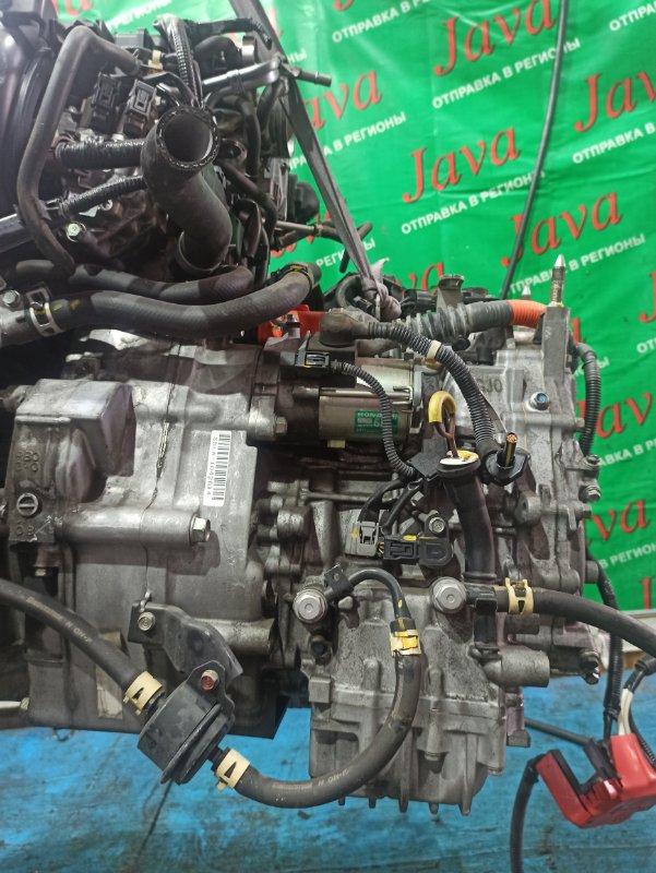 Акпп Honda Insight ZE2 LDA 2009 (б/у) ПРОБЕГ-38000КМ. 2WD. SBLA