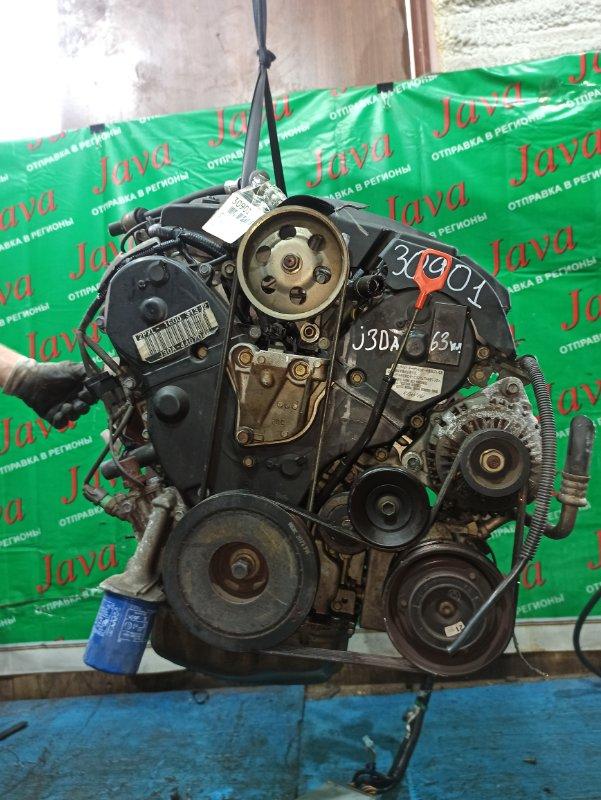 Двигатель Honda Odyssey RA8 J30A 2002 (б/у) ПРОБЕГ-63000КМ. 2WD. ABSOLUTE. КОСА+КОМП. МЕХ.ЗАСЛОНКА. ПОД А/Т. СТАРТЕР В КОМПЛЕКТЕ.