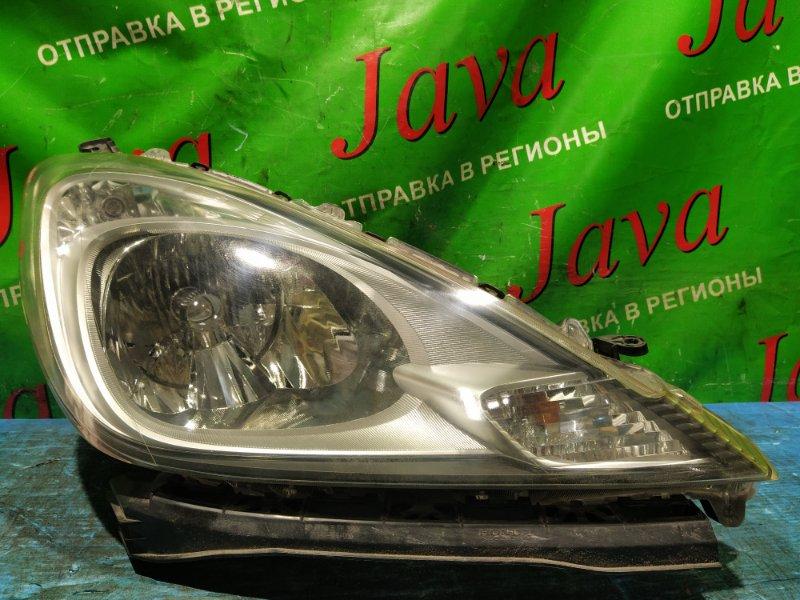 Фара Honda Fit GE6 L13A 2011 передняя правая (б/у) P9604 XENON