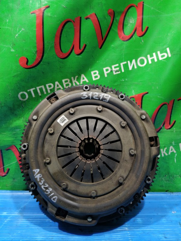 Маховик Alfa Romeo 147 937A AR32310 2002 (б/у) КОРЗИНА,ДИСК +БОЛТЫ