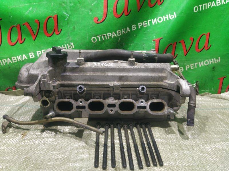 Головка блока цилиндров Toyota Probox NCP51 1NZ-FE 2007 (б/у) В СБОРЕ