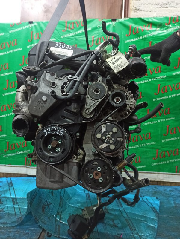 Двигатель Volkswagen Golf 1J1 AUM 2005 (б/у) ПРОБЕГ-69000КМ. 2WD. +КОМП. ПОД А/Т. СТАРТЕР В КОМПЛЕКТЕ. WVWZZZ1JZ4W101230