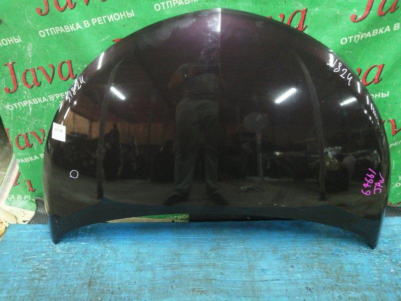 Капот Lancia Ypsilon 846 312A2000 2013 передний (б/у) ZLA31200005084550. ПОТЕРТОСТИ. МАЛЕНЬКАЯ ТЫЧКА