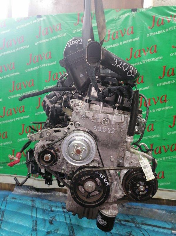 Двигатель Subaru Stella LA150F KF-VE 2015 (б/у) ПРОБЕГ-35000КМ. 2WD. +КОМП. ПОД А/Т. СТАРТЕР В КОМПЛЕКТЕ.