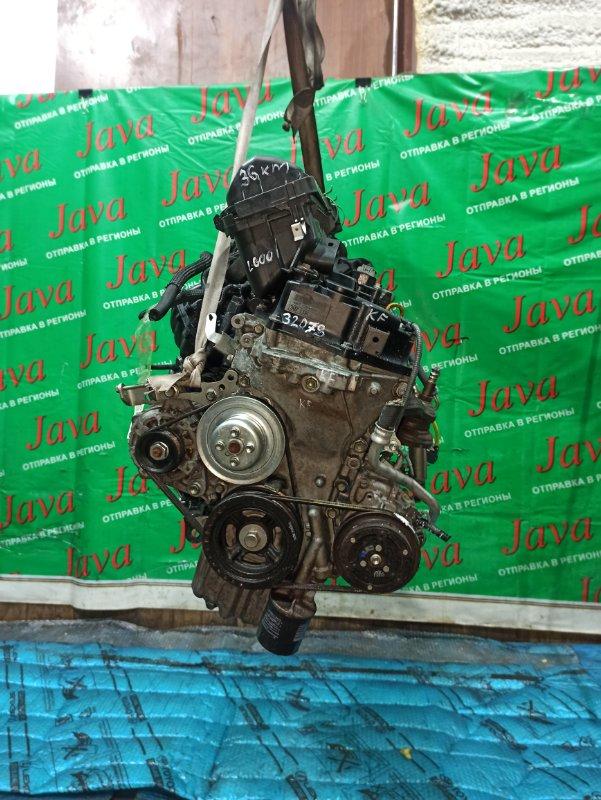 Двигатель Daihatsu Tanto LA600S KF-VE 2015 (б/у) ПРОБЕГ-36000КМ. 2WD. КОСА+КОМП. ПОД А/Т. СТАРТЕР В КОМПЛЕКТЕ.