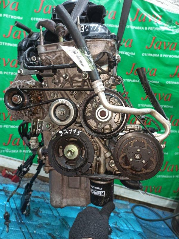 Двигатель Nissan Moco MG33S R06A 2013 (б/у) ПРОБЕГ-43000КМ. 2WD. +КОМП. ПОД А/Т. СТАРТЕР В КОМПЛЕКТЕ.
