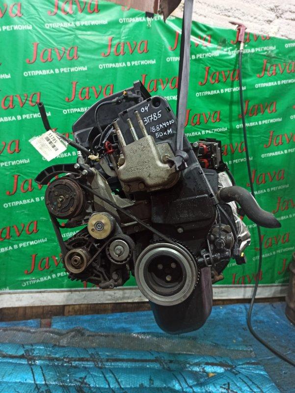 Двигатель Fiat Panda 169 188A4000 2004 (б/у) ПРОБЕГ-50000КМ. 2WD. КОСА+КОМП. ПОД А/Т. СТАРТЕР В КОМПЛЕКТЕ. ZFA16900000205571