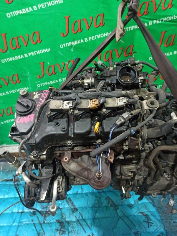 Двигатель Daihatsu Mira Cocoa L675S KF-VE 2009 (б/у) ПРОБЕГ-51000КМ. 2WD. КОСА+КОМП. ПОД А/Т. СТАРТЕР В КОМПЛЕКТЕ.