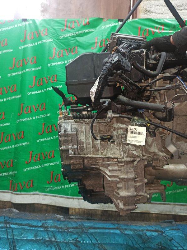 Акпп Honda Insight ZE2 LDA 2009 (б/у) ПРОБЕГ-51000КМ. 2WD. SBLA