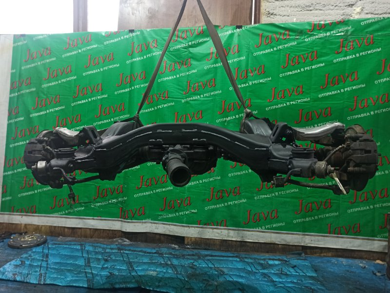Балка Nissan Cedric HY34 VQ30DD 2001 задняя (б/у) 2WD