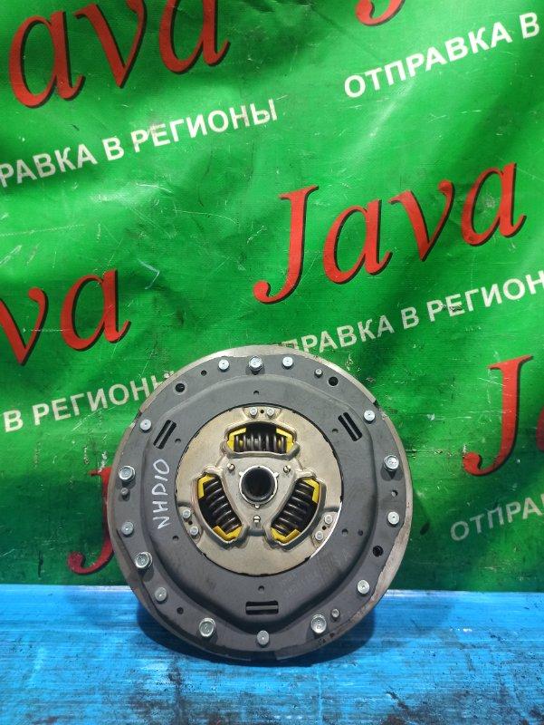 Маховик Toyota Aqua NHP10 1NZ-FXE 2014 (б/у) В КОМПЛЕКТЕ МАХОВИК, ДИСК.