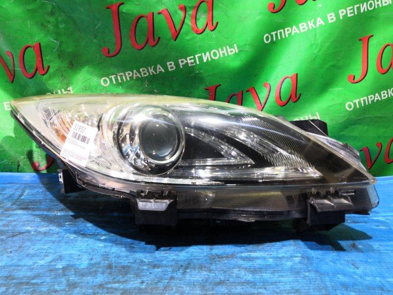 Фара Mazda Axela BLEFW LF-VDS 2009 передняя правая (б/у) 100-41396