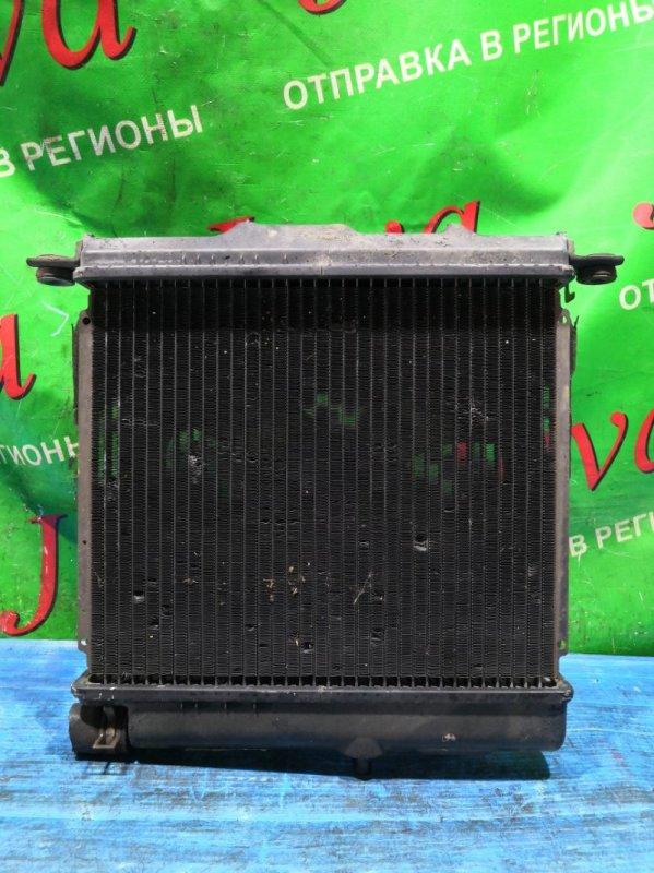 Радиатор основной Honda Acty HA4 E07A 1996 (б/у) A/T