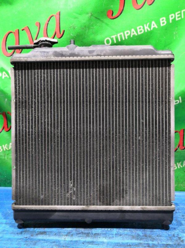 Радиатор основной Honda Vamos HM2 E07Z 2003 передний (б/у) A/T