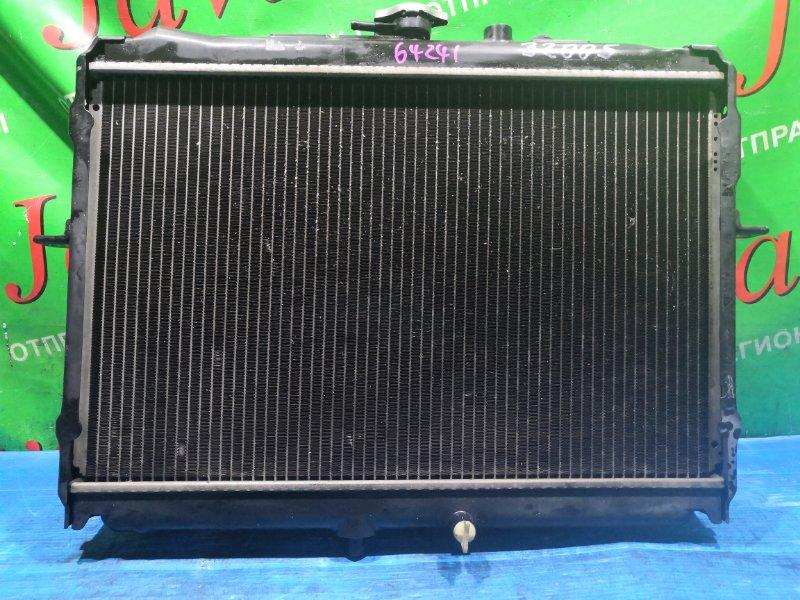 Радиатор основной Mazda Bongo SK82T F8 2006 передний (б/у) M/T