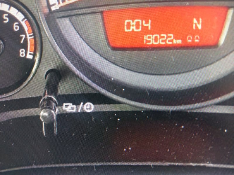 Двигатель Volkswagen Up! 121 CHY 2015 (б/у) ПРОБЕГ-19000КМ. 2WD. КОСА+КОМП. ПОД А/Т. СТАРТЕР В КОМПЛЕКТЕ. WVWZZZAAZFD066396