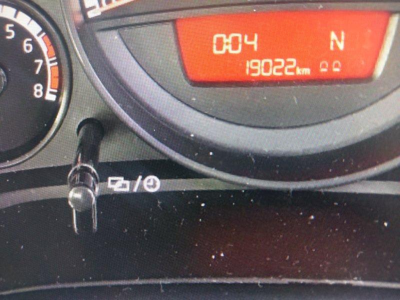Акпп Volkswagen Up! 121 CHY 2015 (б/у) ПРОБЕГ-19000КМ. 2WD. WVWZZZAAZFD066396