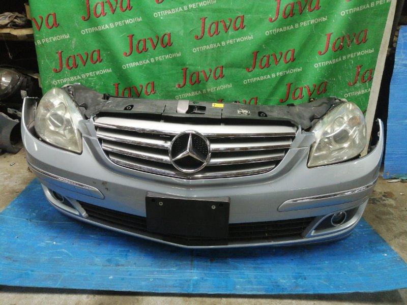 Ноускат Mercedes-Benz B-Class W245 M266E17 2008 передний (б/у) ТУМАНКИ.