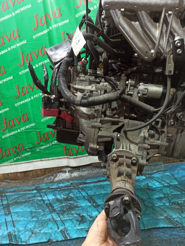 Акпп Suzuki Cervo HG21S K6A-T 2006 (б/у) ПРОБЕГ 40000КМ. 4WD.