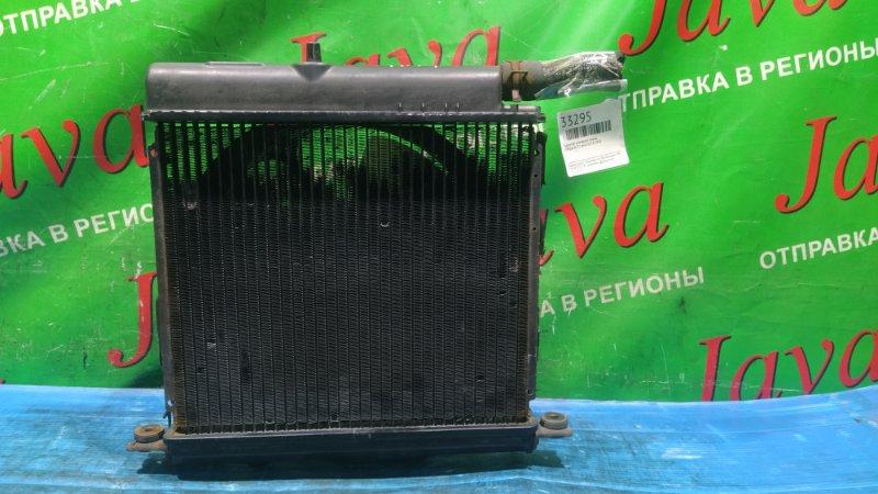 Радиатор основной Honda Acty HH4 E07A 1995 передний (б/у) М\Т