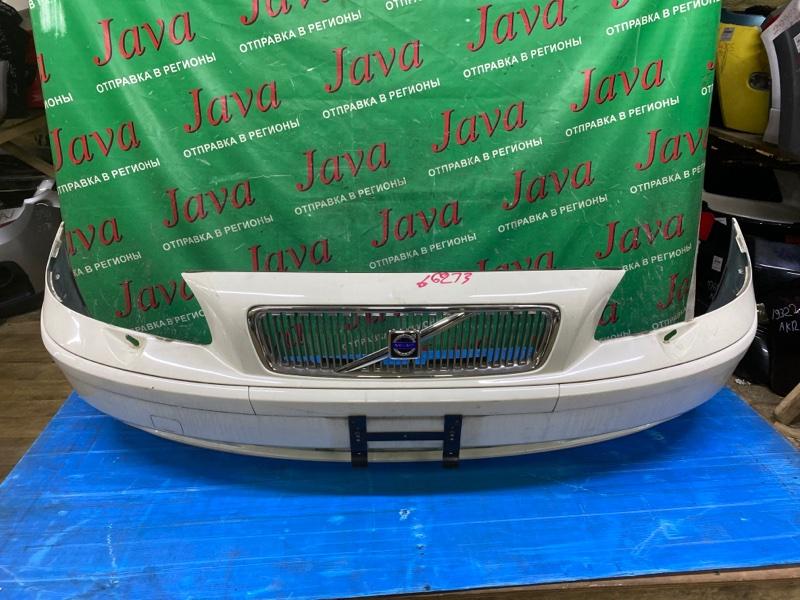 Бампер Volvo V70 YV1S B5244S 2002 передний (б/у) ПОТЕРТОСТИ.