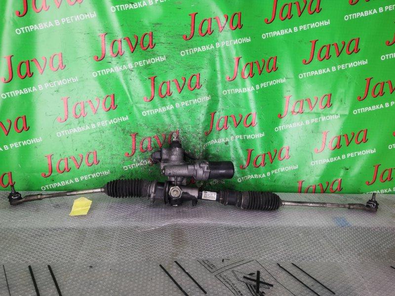 Рулевая рейка Honda Acty HH6 E07A 2012 передняя (б/у) 4WD. ЭЛЕКТРО. ДЕФЕКТ ПЫЛЬНИКОВ НА НАКОНЕЧНИКАХ.