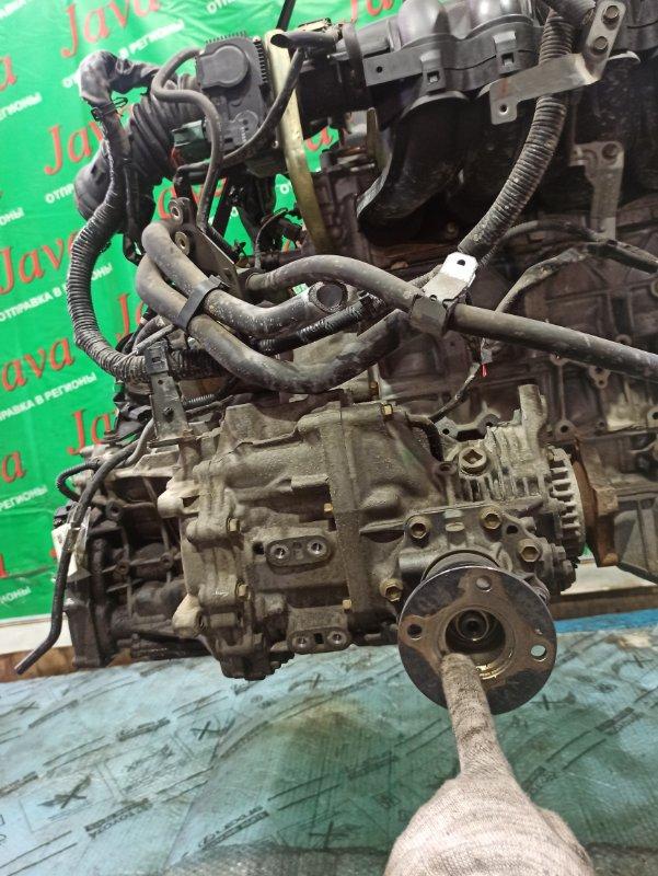 Акпп Nissan X-Trail NT30 QR20DE 2003 (б/у) ПРОБЕГ-57000КМ. 4WD. RE4F04B FT44. ЛОМ КРЕПЛЕНИЯ СЕЛЕКТОРА.