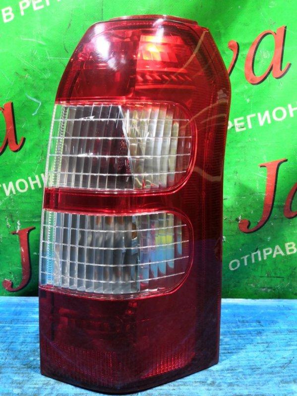 Стоп-сигнал Toyota Succeed NCP51 1NZ-FE 2012 задний правый (б/у) 52-224