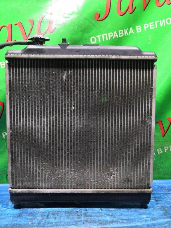 Радиатор основной Honda Vamos HM2 E07Z 2007 передний (б/у) А/Т
