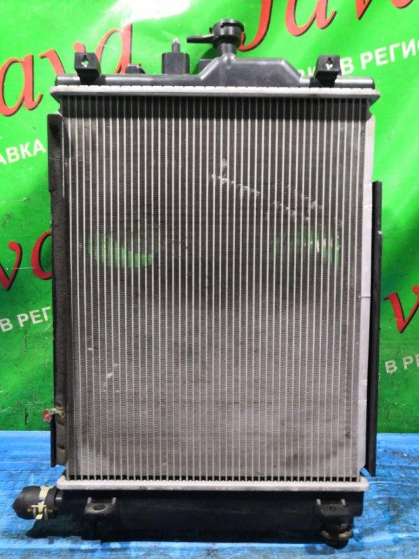 Радиатор основной Nissan Dayz B21W 3B20 2014 передний (б/у) CVT