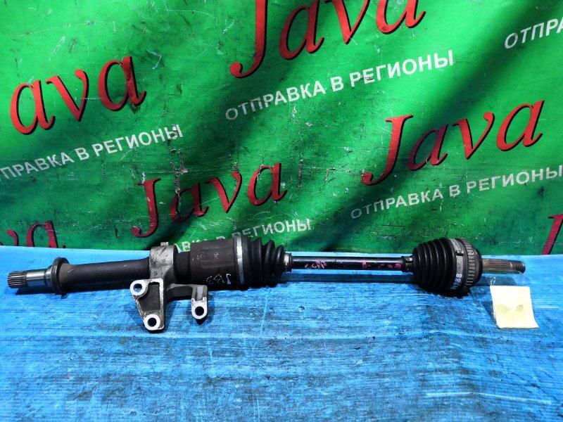 Привод Honda Life Dunk JB3 E07Z-T 2001 передний левый (б/у) 2WD. ABS