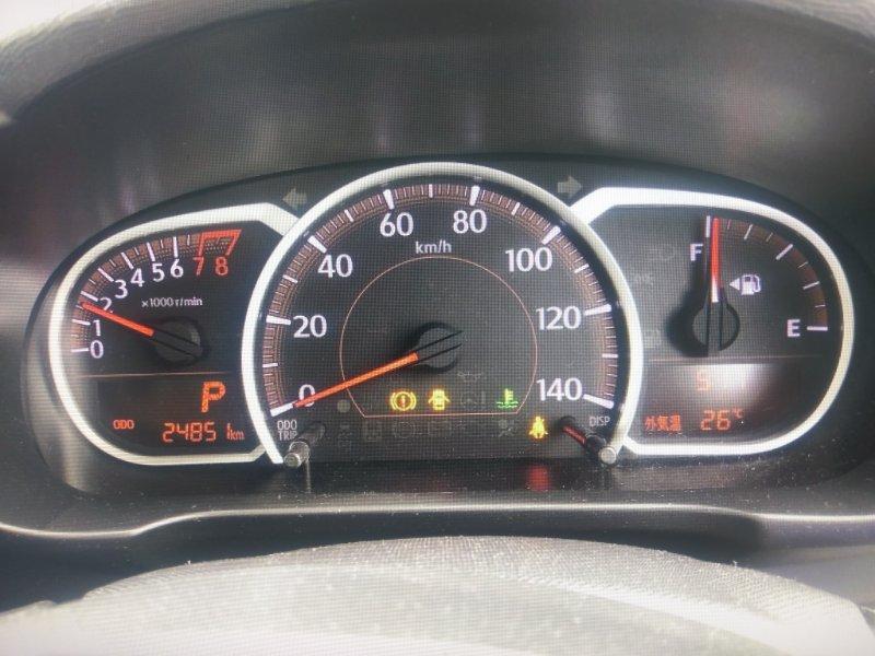 Двигатель Daihatsu Move LA100S KF-VE 2014 (б/у) ПРОБЕГ-24000КМ. КОСА+КОМП. 2WD. ПОД А/Т. ЭЛЕКТРО ЗАСЛОНКА. СТАРТЕР В КОМПЛЕКТЕ.