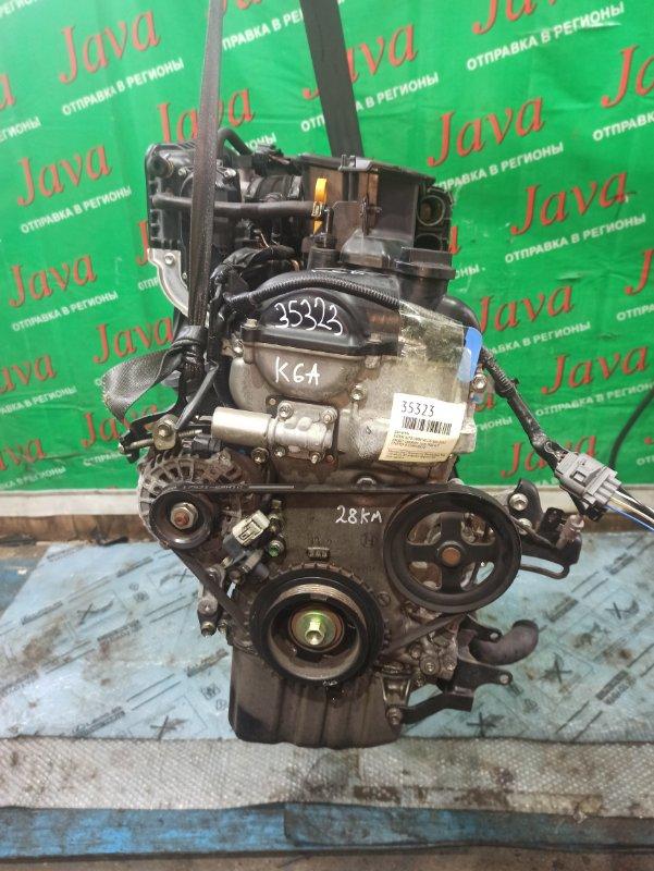 Двигатель Suzuki Alto Lapin HE22S K6A 2012 (б/у) ПРОБЕГ-28000КМ. 2WD. +КОМП. ЭЛЕКТРО ЗАСЛОНКА. ПОД А/Т. СТАРТЕР В КОМПЛЕКТЕ. БЕЗ КОМПРЕССОРА КОНДИЦИОНЕРА.