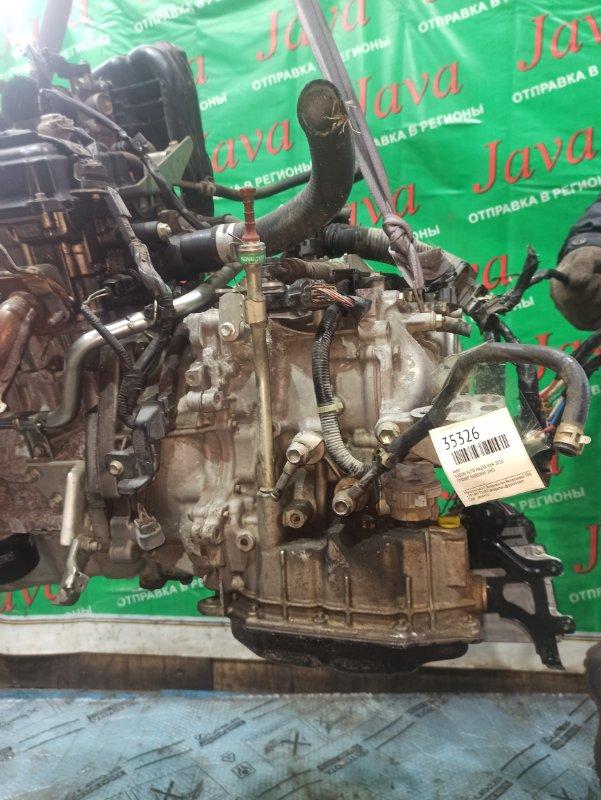 Акпп Suzuki Alto HA25S K6A 2010 (б/у) ПРОБЕГ-56000КМ. CVT. 2WD.
