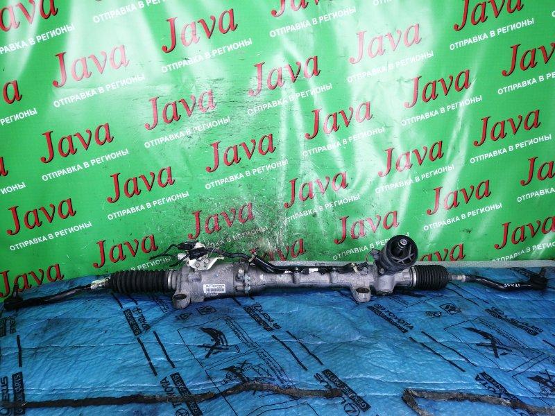Рулевая рейка Honda Odyssey RB3 K24A 2008 передняя (б/у) 2WD. ЭЛЕКТРО. ЛЮФТ