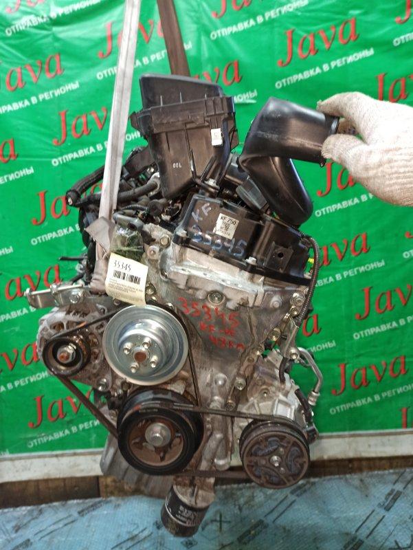 Двигатель Toyota Pixis Epoch LA350A KF-VE 2019 (б/у) ПРОБЕГ-48000КМ. 2WD. ПОД А/Т. СТАРТЕР В КОМПЛЕКТЕ.
