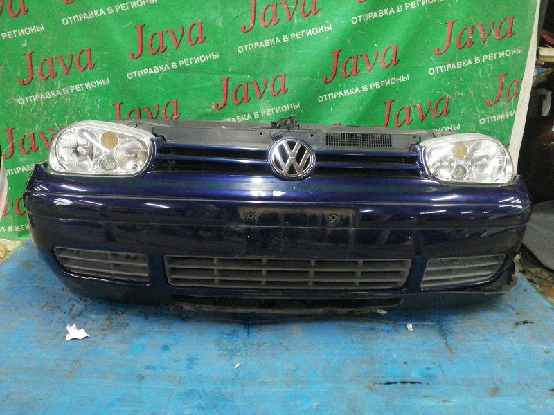Ноускат Volkswagen Golf 1J1 APK 2002 передний (б/у) ПОД А/Т. ФАРЫ ГАЛОГЕН. WVWZZZ1JZ2W332909