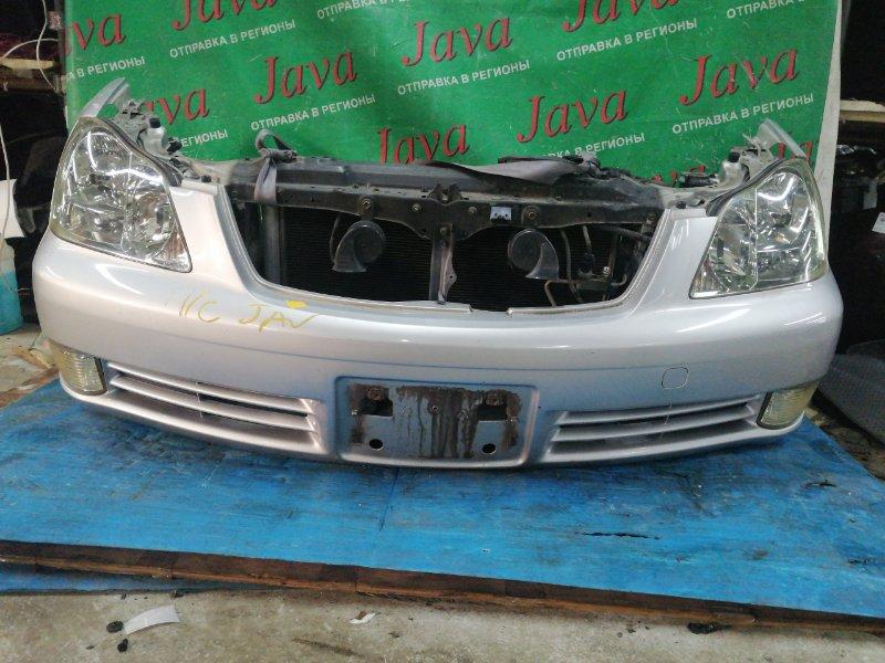 Ноускат Toyota Crown GRS182 3GR-FSE 2005 передний (б/у) ФАРЫ КСЕНОН.