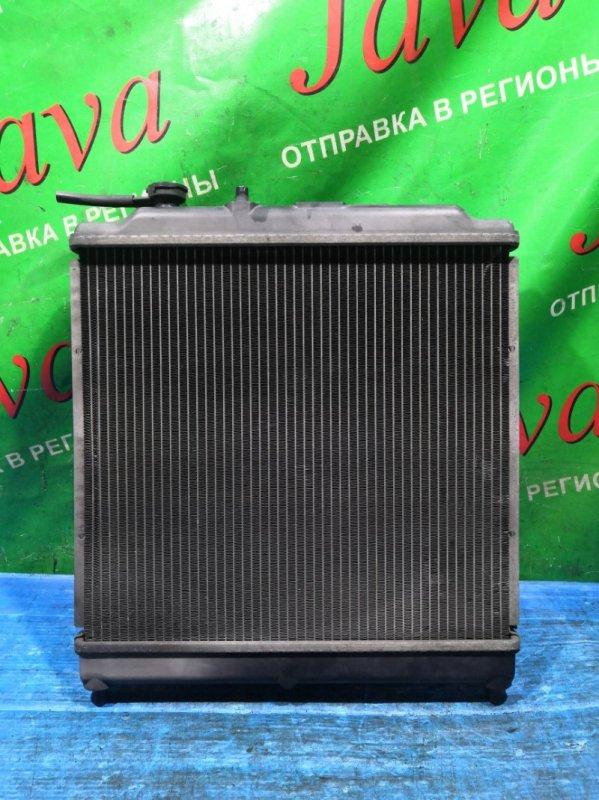 Радиатор основной Honda Acty HH5 E07Z 1999 (б/у) M/T