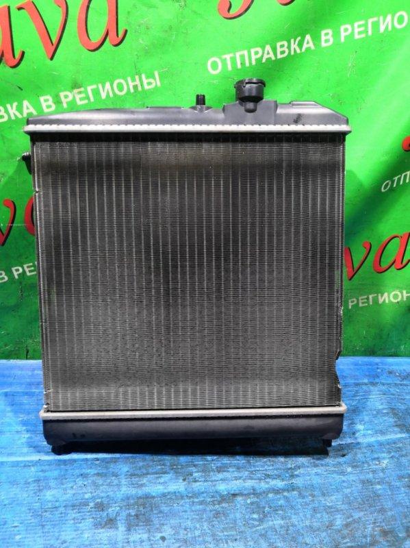 Радиатор основной Honda Acty Truck HA9 E07Z 2011 (б/у) M/T