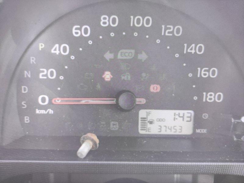 Двигатель Toyota Passo KGC30 1KR-FE 2012 (б/у) ПРОБЕГ-37000КМ. 2WD. ПРОДАЖА С АКПП(C0B-B101A). КОСА+КОМП. СТАРТЕР В КОМПЛЕКТЕ. 1-Я МОД.