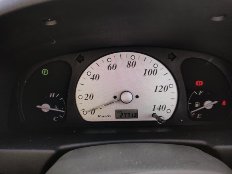 Акпп Suzuki Alto HA22S K6A 2000 (б/у) ПРОБЕГ-27000КМ. 2WD.
