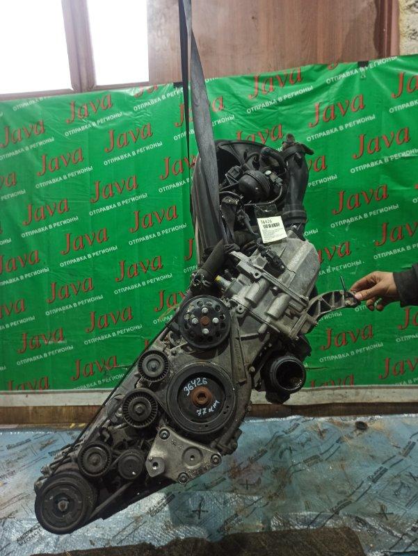 Двигатель Mercedes-Benz A-Class W169 M266.940 2008 (б/у) ПРОБЕГ-77000КМ. 2WD. КОСА+КОМП.  ПОД А/Т. СТАРТЕР В КОМПЛЕКТЕ. WDD1690322J604275