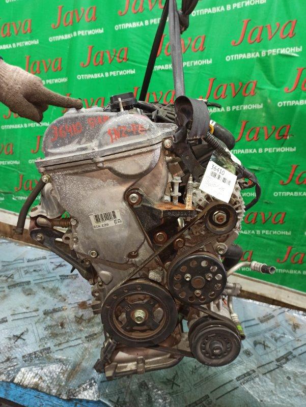 Двигатель Toyota Ist NCP110 1NZ-FE 2011 (б/у) ПРОБЕГ-51000КМ. 2WD. ЭЛЕКТРО ЗАСЛОНКА. +КОМП. ПОД А/Т. СТАРТЕР В КОМПЛЕКТЕ.