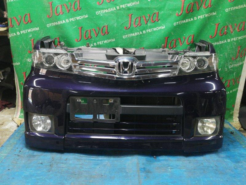 Ноускат Honda Zest JE1 P07A 2009 передний (б/у) КСЕНОН. ТУМАНКИ.